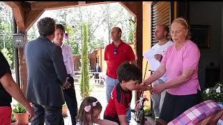 Conte visita i paesi terremotati del centro Italia