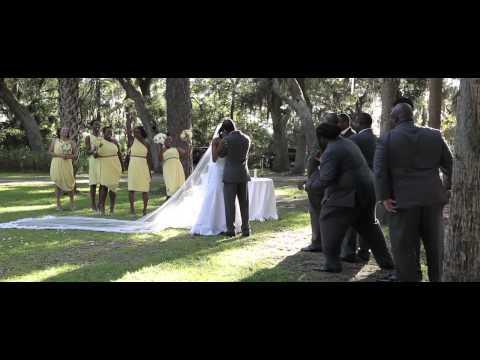 Precious and Jairus Get Married :: Bluffton, SC wedding