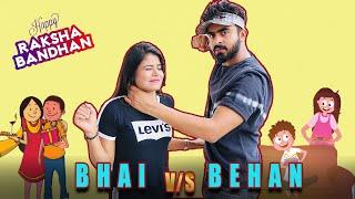 Bhai Behan ka Pyaar | Bhai vs Behan || Half Engineer