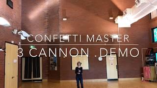 Powerful Confetti Cannon (Massive Single shot)  - PakVim net