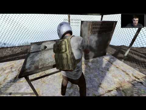 H1Z1 Battle Royal Fail! Punched a Guy to death!
