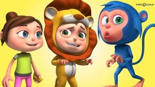 Zool Babies Series   Zoo Patrol Episode (Single)  Videogyan Kids Series   Cartoon Animation For Kids