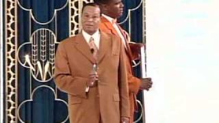 """Farrakhan Explains """"Israel"""" in Bible - Story of Rebecca, Isaac, Esau, and Jacob (1 of 2)"""