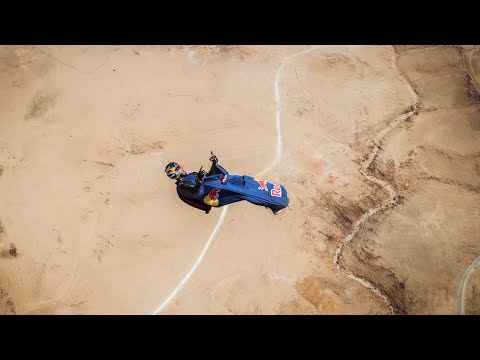 Wing Suit Jumping at the Lowest Point on Earth | Operation: Dead Sea