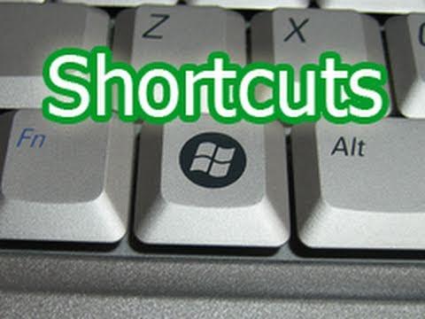 Top 10 Windows Shortcut Keys! Whats Yours?