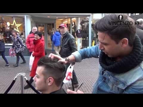 Vincenzo TV Editie 2 David Beckham Haircut 2012 Inspired By Boardwalk Empire!
