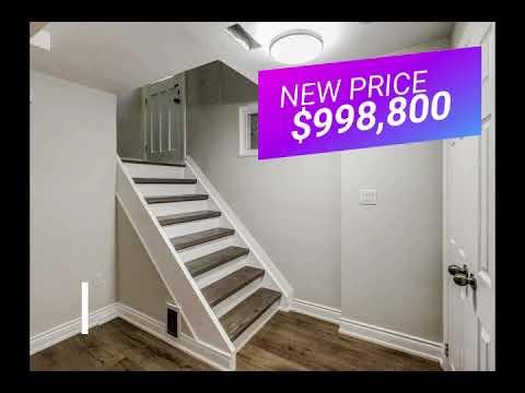 42 Sellmar Road, Etobicoke - NEW PRICE