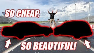 Buying Two Cheap Beaters For Demolition Drag Racing! Absolute Rippers!