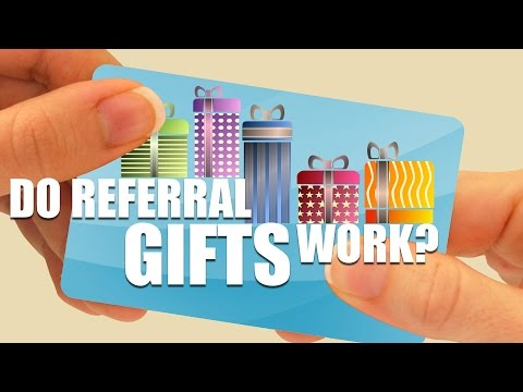 Should I Give A Referral Gift?
