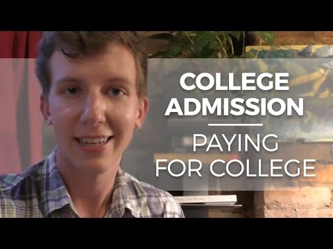College Admission Letters of Rec, Paying for College, Handling the Application Pressure