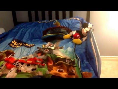 Toddler Sleeping (crib transition) Tips!!