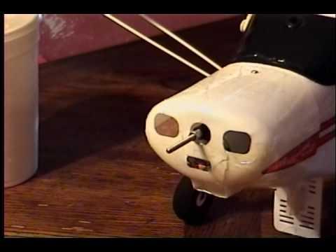 RC Hobbyzone Supercub small repair