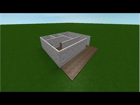 ROBLOX Studio | Build a House #1