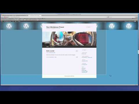 How To Change The Background Of Your Website - Colors, Images And Arrangement