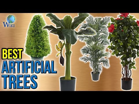 10 Best Artificial Trees 2017