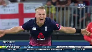 Curran collects five as England clinch fifth ODI