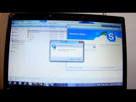 How to delete your History and Id's from browser - yahoo - skype