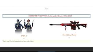 Tutorial Crossfire Philippines Vip Reward 2017 Cheat 2k17