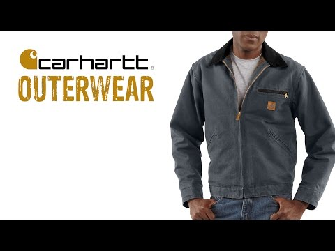 Carhartt Outerwear - GME Supply
