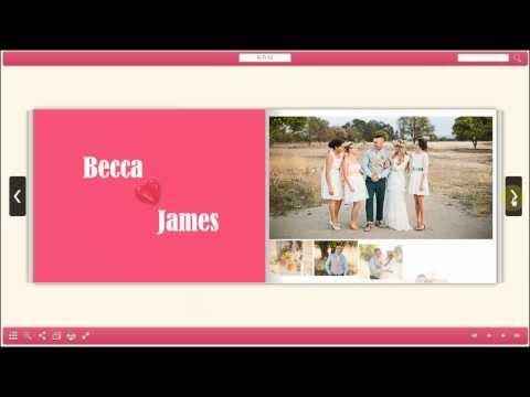 Flip HTML5 – Best Platform to Make Wedding Photo Albums Online