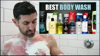 Download The BEST Men's Body Washes of 2018! (Favorite Cheap & Expensive Wash) Video