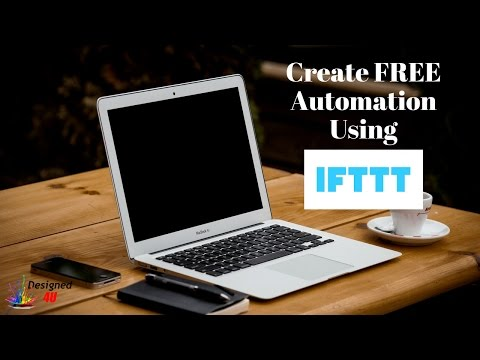 How To Create Free Automation For Your Blog Using IFTTT