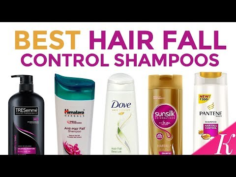 9 Best Anti-Hair Fall Shampoos in India with Price