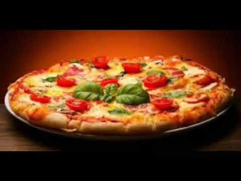 Pizza Recipe in Marathi (पीझ्झा) | Cheese Pizza Recipe In Kadhai | Veg Pizza.