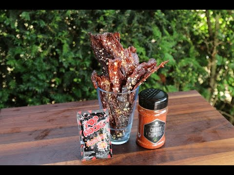 Pop Rocks Cherry Chipotle Candy Bacon - knisternder Gaumensex! - Cracking Candy Bacon