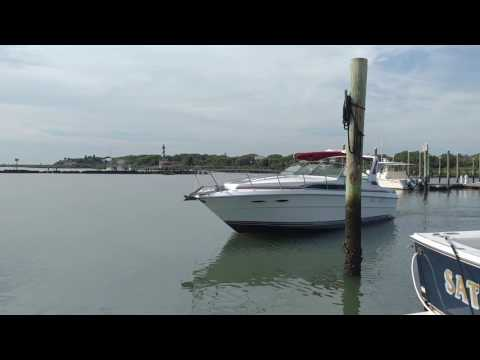 Capn Kevin Smith Sea Ray 340EC
