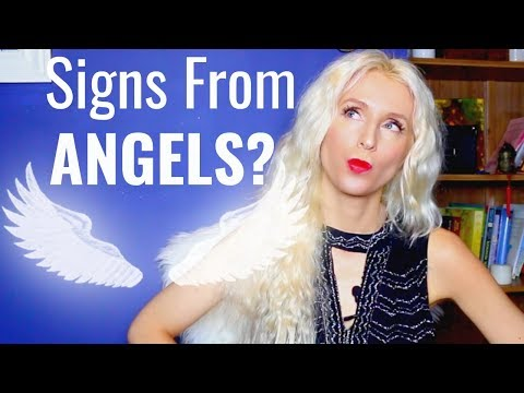 5 Ways ANGELS Are Sending You SIGNS