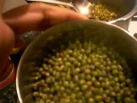 Simple Green Mung Beans Recipe