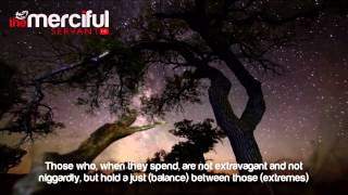 Quran Recitation ᴴᴰ - By 16 yr old Wafiq Syed - [Al-Furqan 25: 61-77]