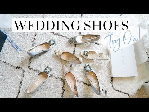 HELP ME PICK MY WEDDING SHOES! | VLOG