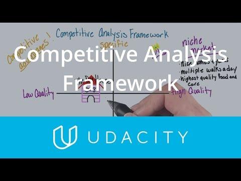 Competitive Analysis Framework | Understand the User | App Marketing | Udacity