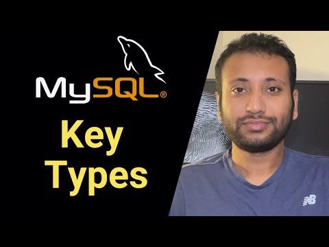 Bangla Database Tutorial 4 :  চাবি |  Key