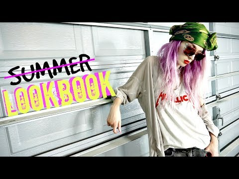 Anti-Summer Lookbook