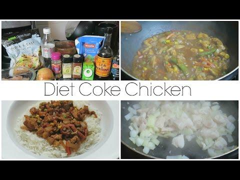 Slimming World Diet Coke Chicken