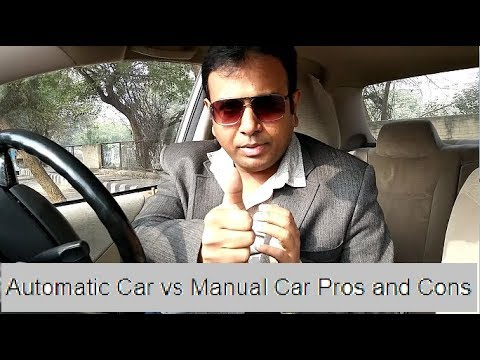 Automatic or Manual Car: Which is Best for Indian Consumers
