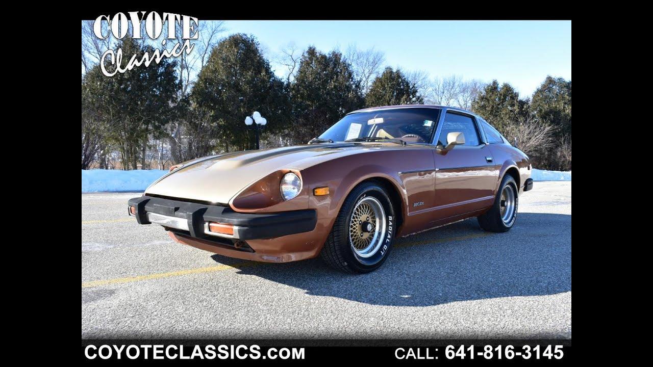 1979 Datsun 280Z For Sale at Coyote Classics