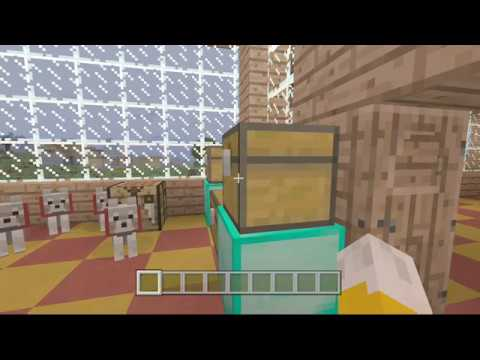 Minecraft Xbox One Edition  Huskers2822 Random Stuff And Guest house Build
