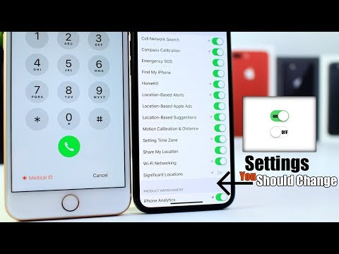 iPhone Settings You Should Change Right Now! iOS 11.3 - 11.4