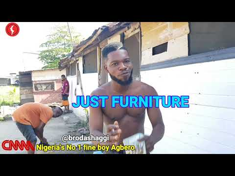 Skit : Broda Shaggi - This Landlord