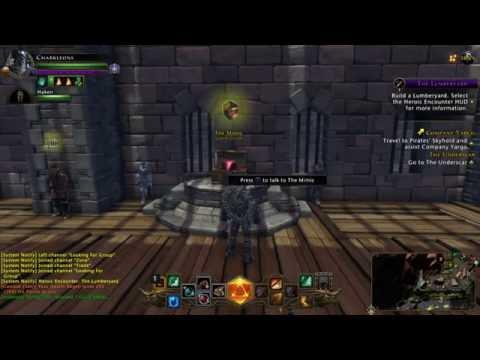 Cómo se dona en la Guild - Neverwinter PS4