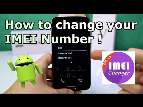 How to Easily Change IMEI of Any Android Phone - Working in Redmi Note 3