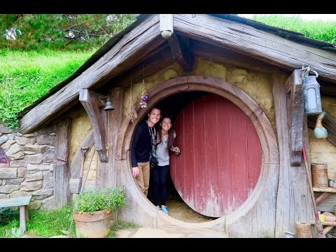 Hobbiton New Zealand | Movie Set Tour