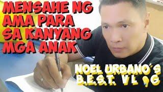 Mensahe ng isang Ama sa Kanyang mga Anak (with Father