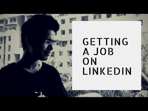 Learn How To Network And Find A Job On LinkedIn