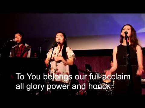 He Has Called Me (lyrics) - LA Family Church Band
