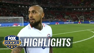 Cameroon vs. Chile | 2017 FIFA Confederations Cup Highlights